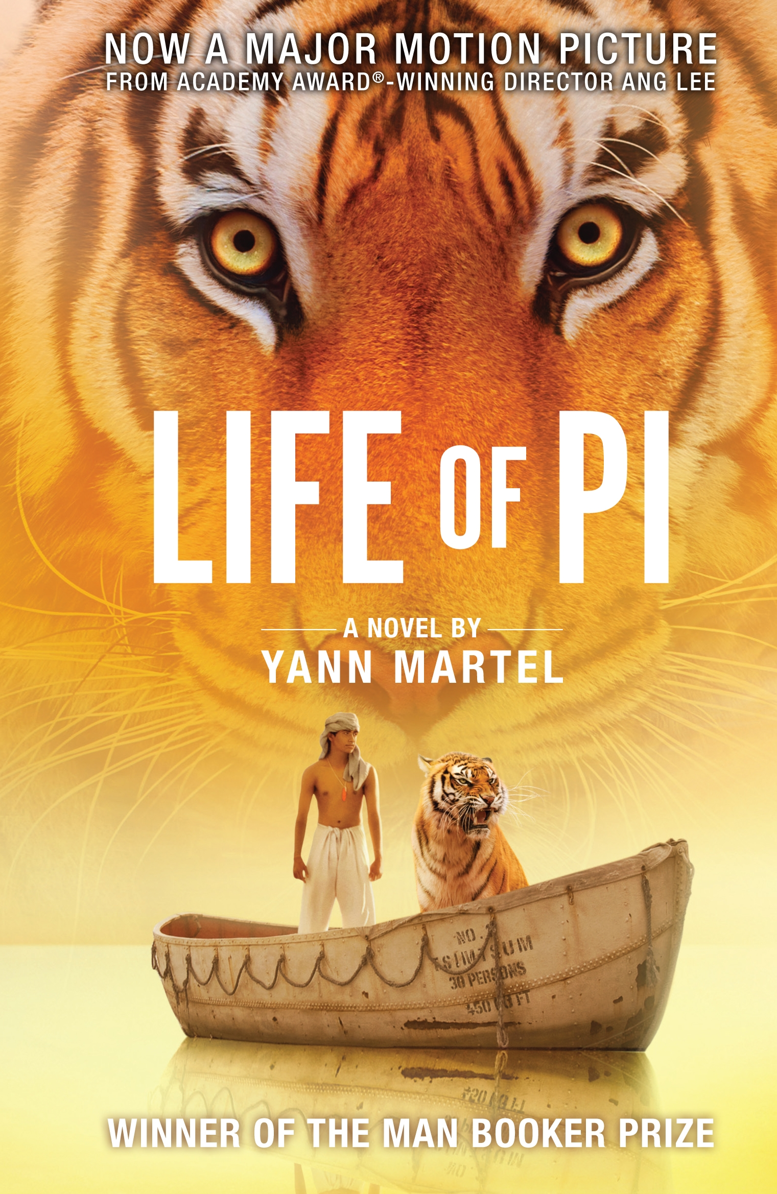 Life of pi novel review